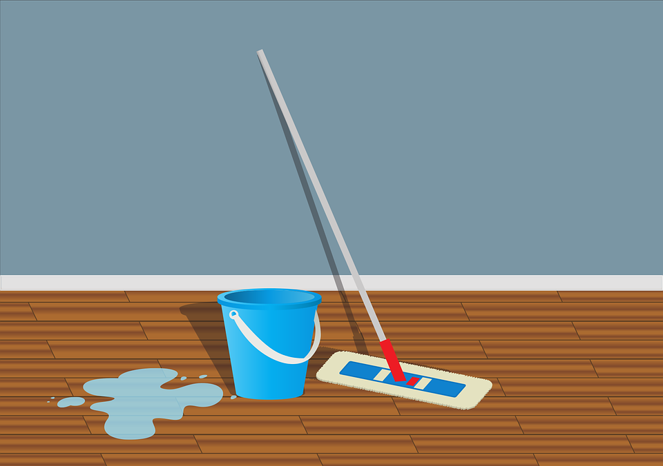 Bekannt Parkett reinigen – Tipps und Hausmittel zur Pflege LP43