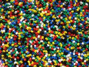Polypropylen-plastik